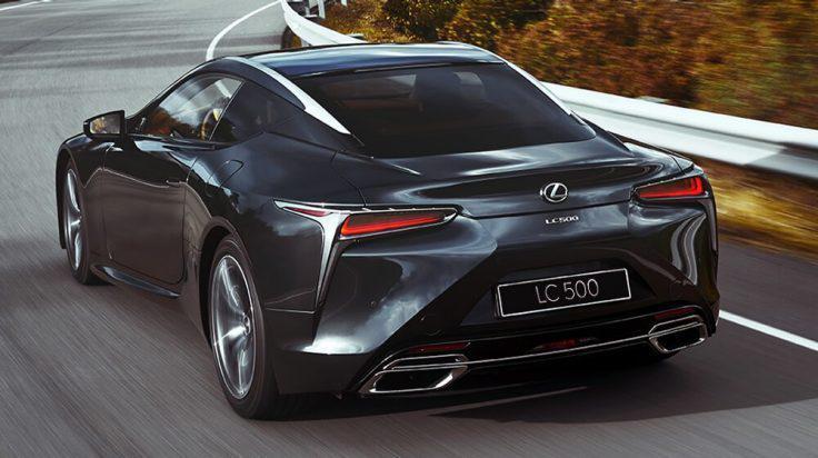 Lexus LC 500 L3