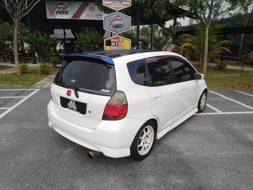 Honda Jazz (auto) 2006/2007 *Harga tertera d/p untuk loan kredit*