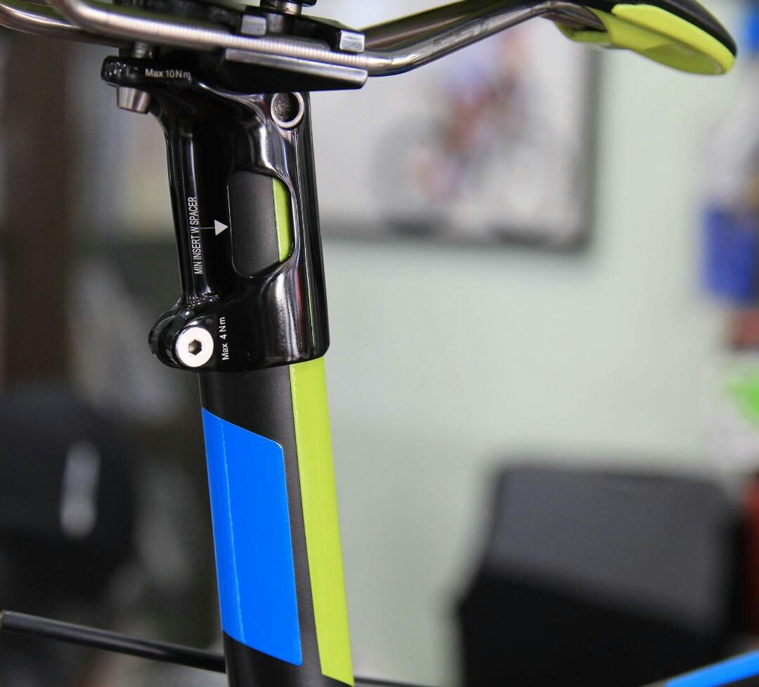 Looking for road bike seat mount..
