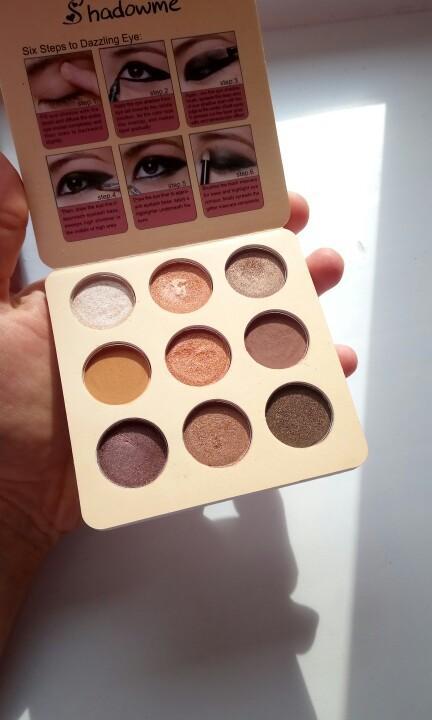 Matte Eyeshadow Palette Daily Nude Minerals Professional Eye Shadow Powder Pigment Cosmetic Waterproof Matte Makeup