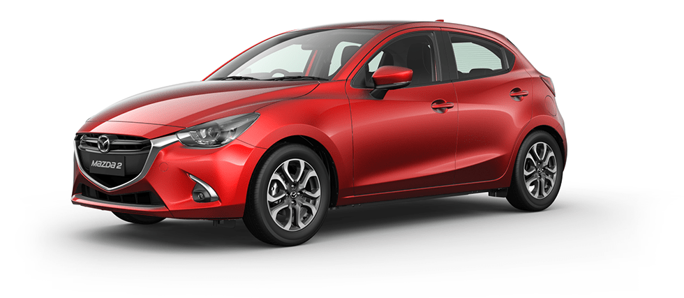 Mazda 2 1.5L Hatchback 6AT Standard (Without Leather Package)
