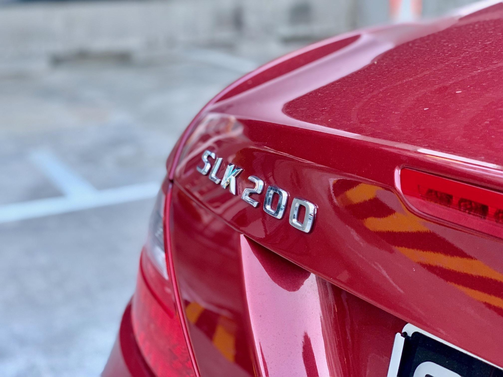 Mercedes-Benz SLK200 Auto Kompressor