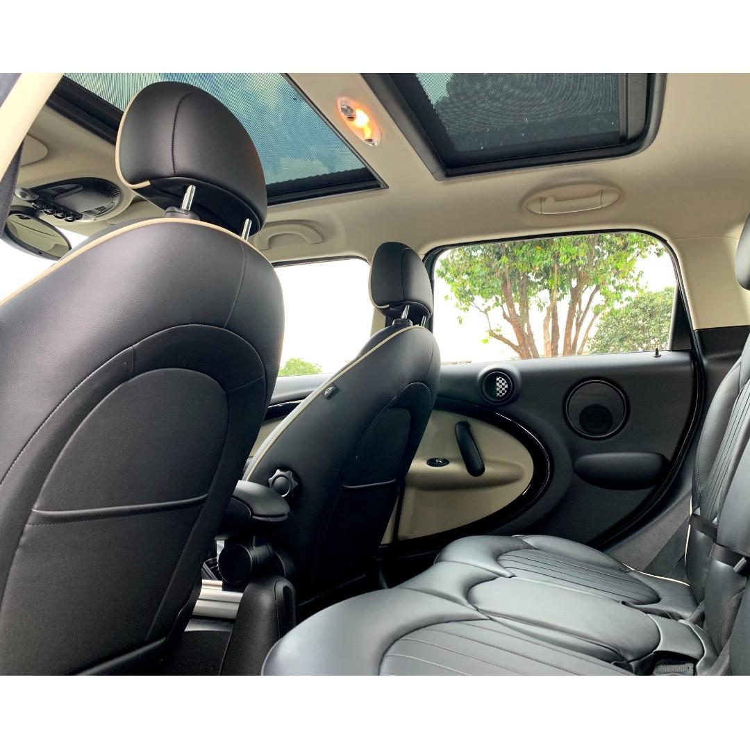 MINI Cooper 1.6 S Countryman Auto