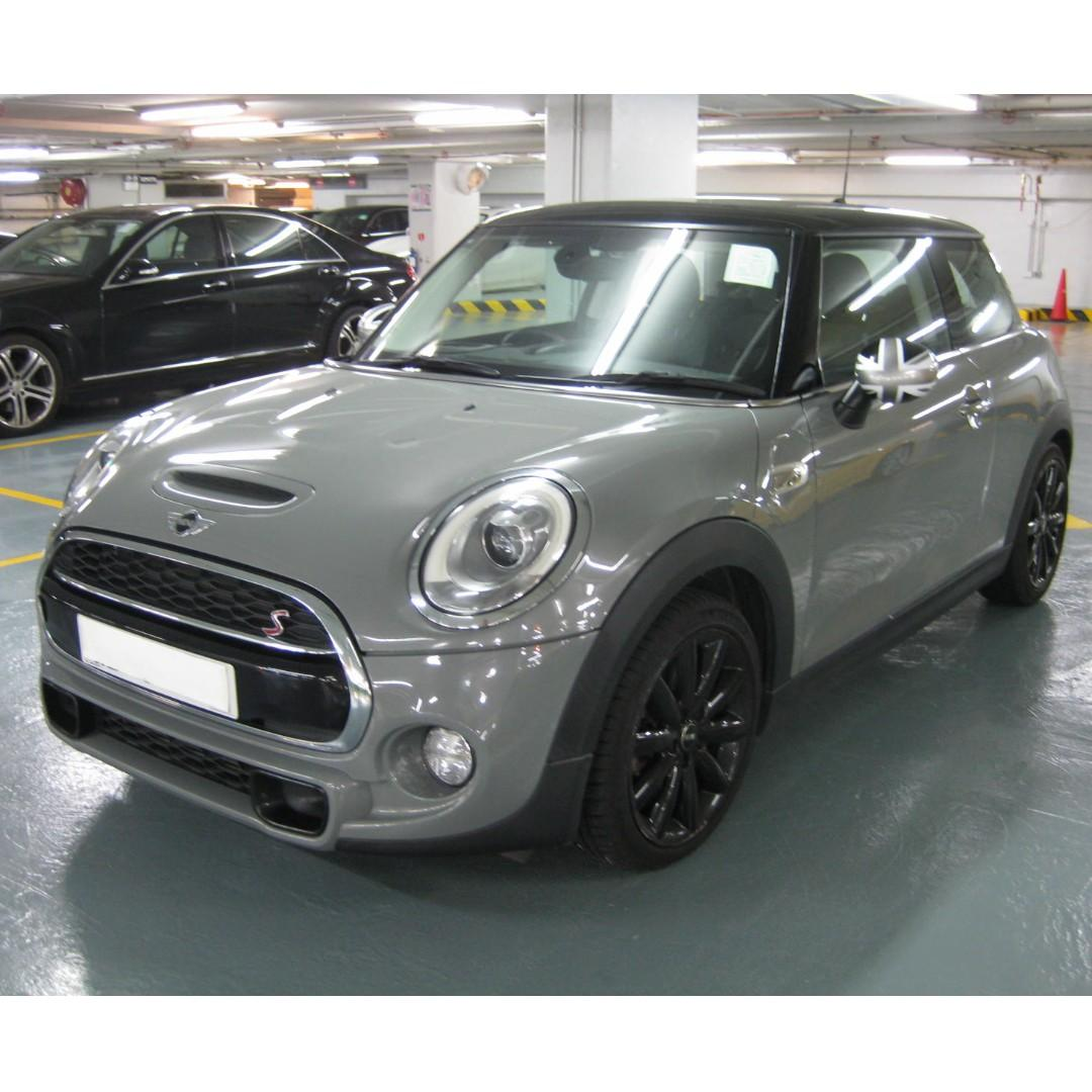 2015 MINI COOPER S 2.0 Turbo