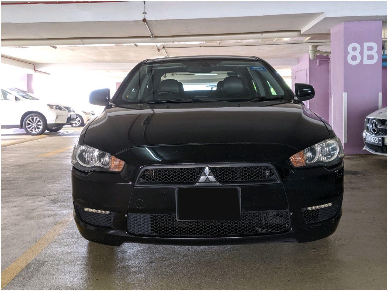 Mitsubishi Lancer Ex 1.5 (PHV & Personal Usage) (Rent / Rental / Lease)