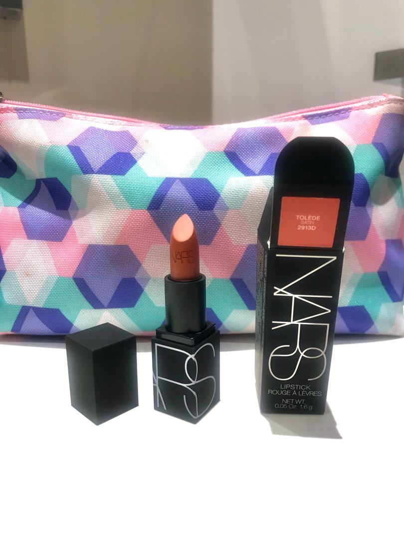 NARS Tolede Mini Lipstick **Brand New**