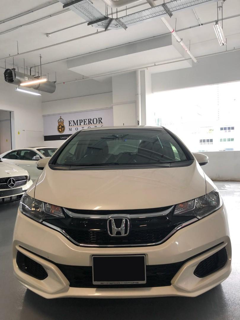 New Honda Fit For Rent! Call 94526109!