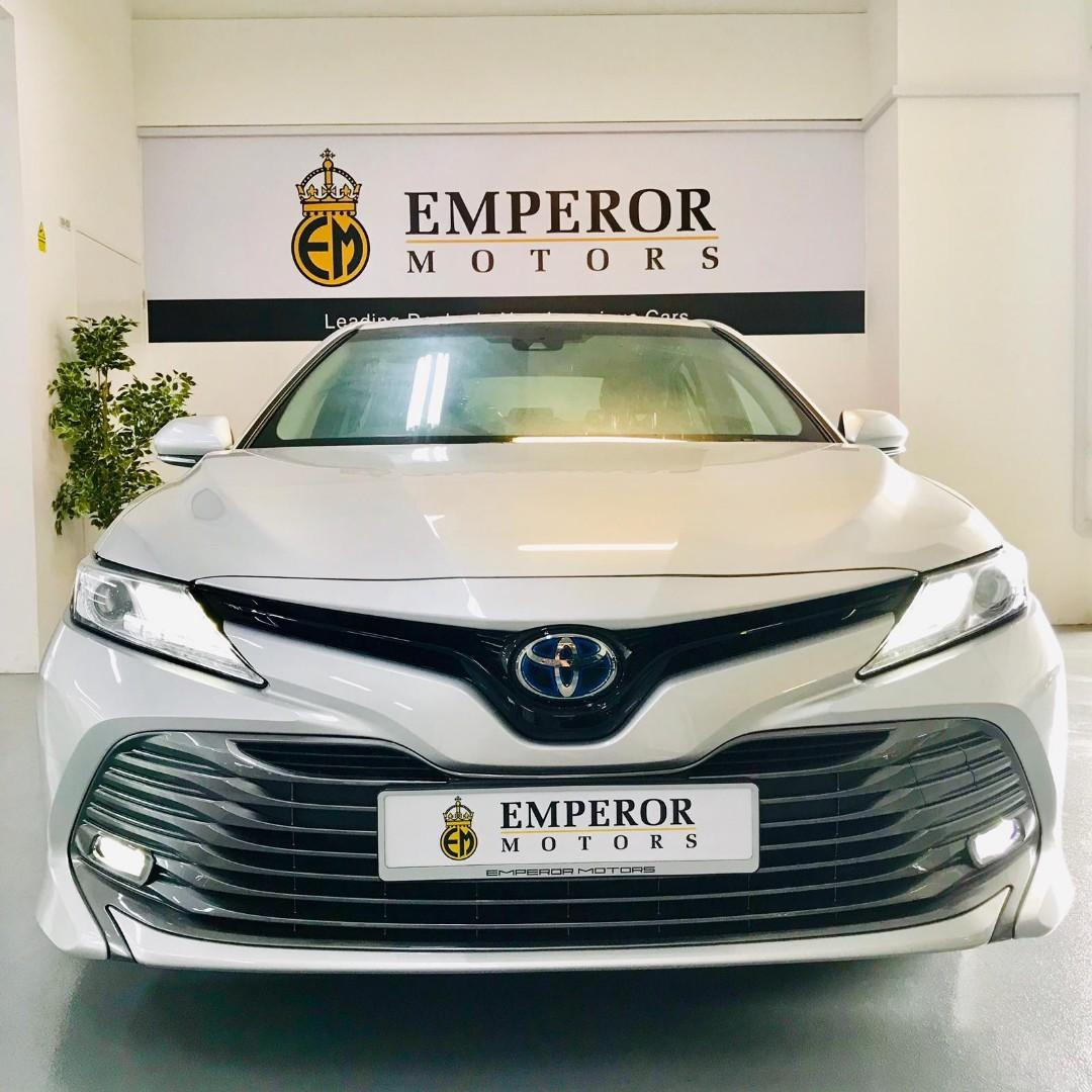 New Toyota Camry Hybrid For Rent! Call 94526109!