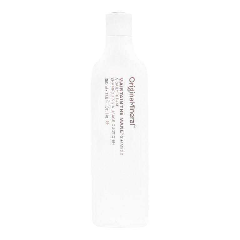 Original & Mineral (O&M) Maintain the Mane Shampoo 350ml Brand New