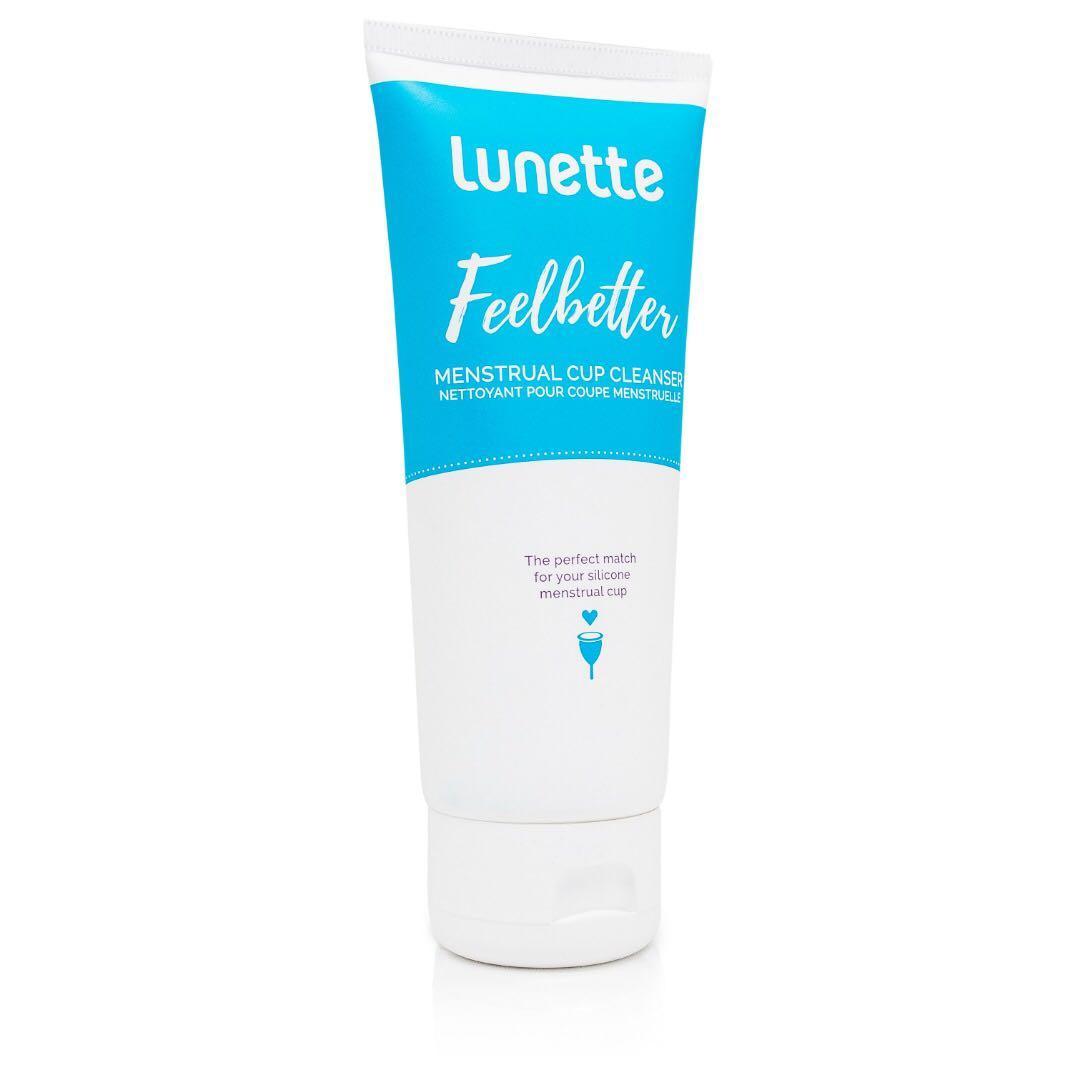Original Lunette menstrual cup (package 1)