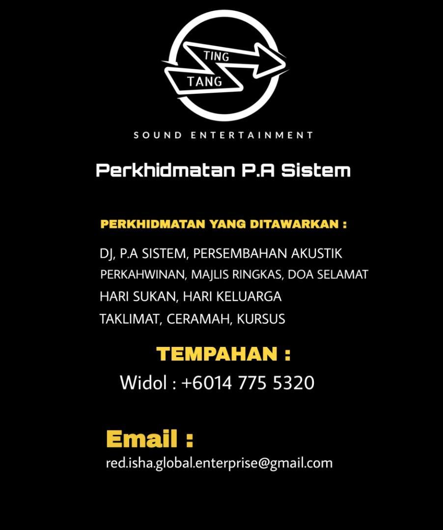 PA System Service