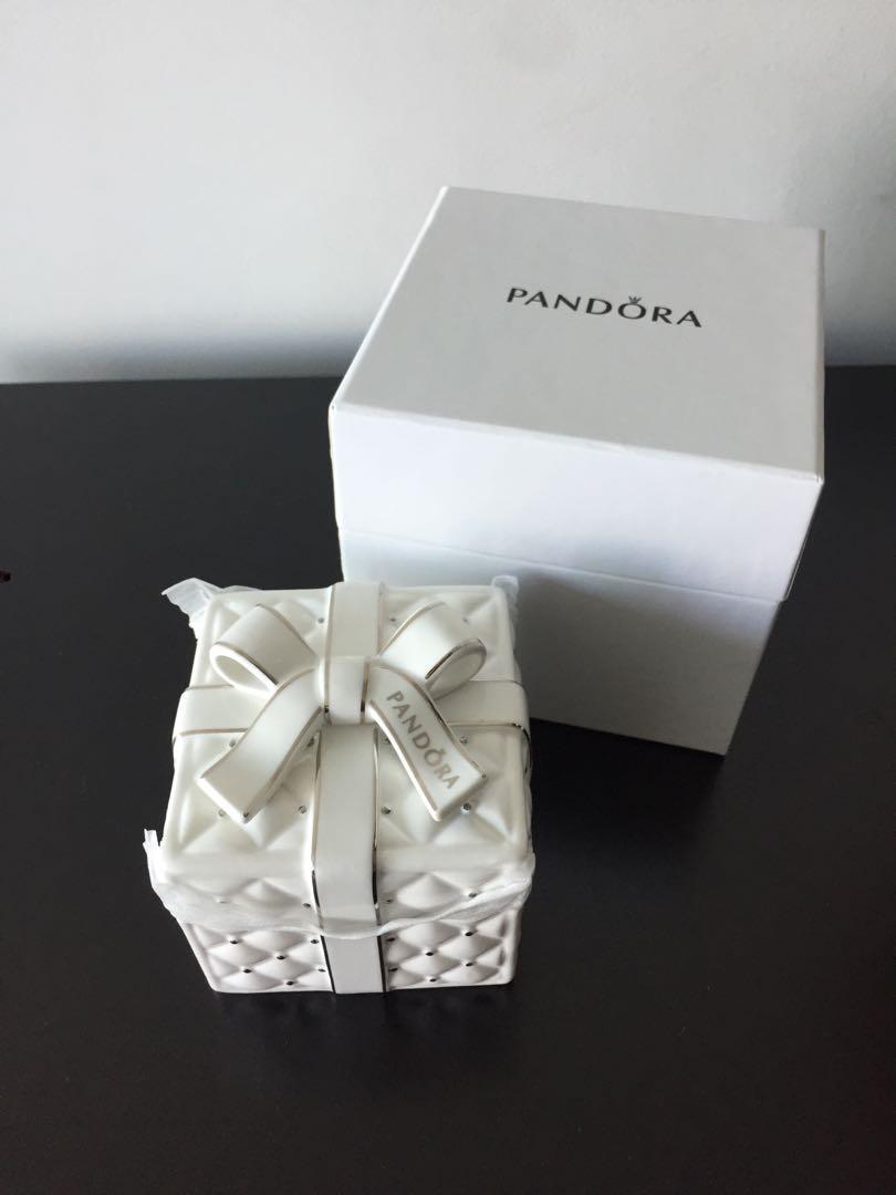 Pandora Glass Jewelry Box Luxury Accessories On Carousell