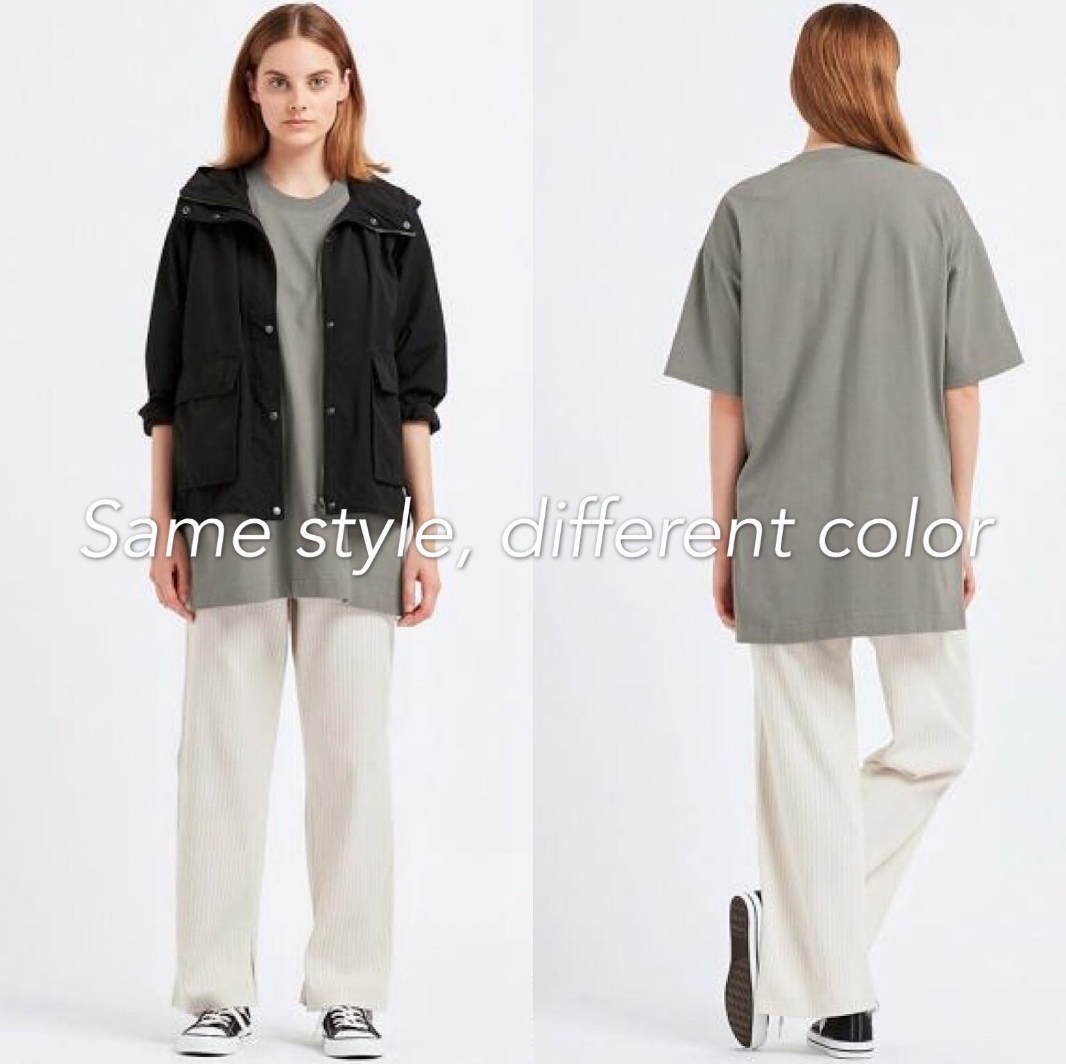 *Perfect Condition* UNIQLO Tunic Cotton T Shirt Size S