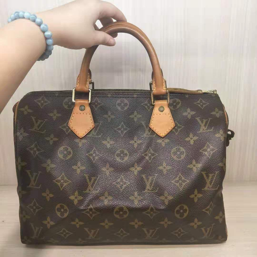 Preloved LV Speedy 30