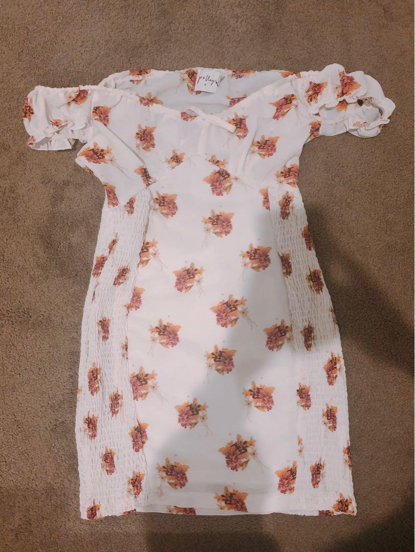 Princess Polly Floral Dress fit sz6-8