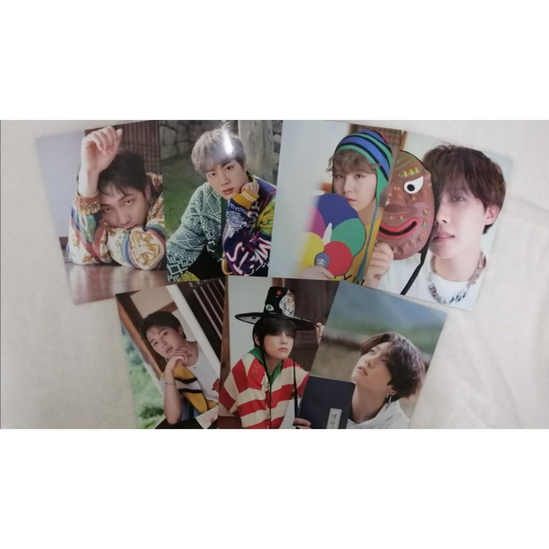 [Ready Stock] BTS SUMMER PACKAGE 2019 OFFICIAL POSTER