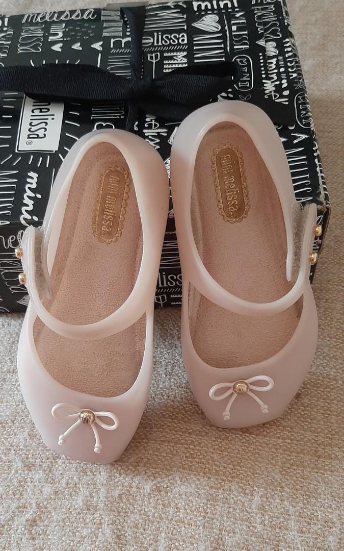 Authentic Mini MELISSA shoes S7, Babies