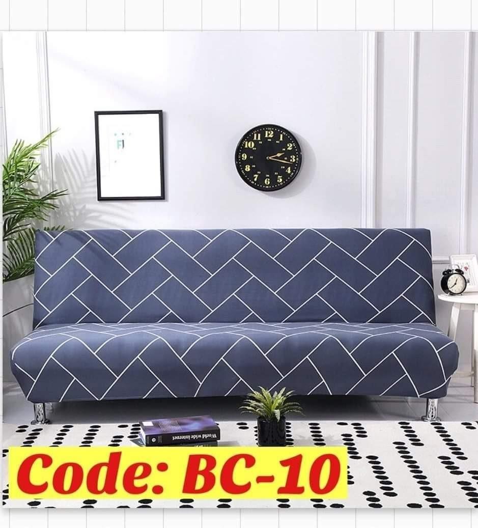 Sofa Bed Cover Elastic On Carou