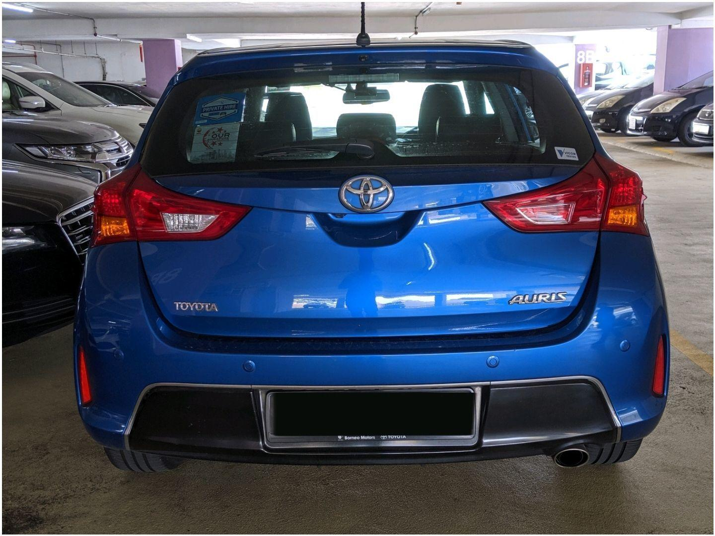 Toyota Auris (PHV & Personal Usage) (Rent / Rental / Lease)