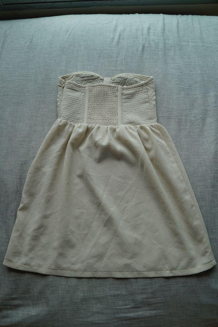 UO empire cocktail dress