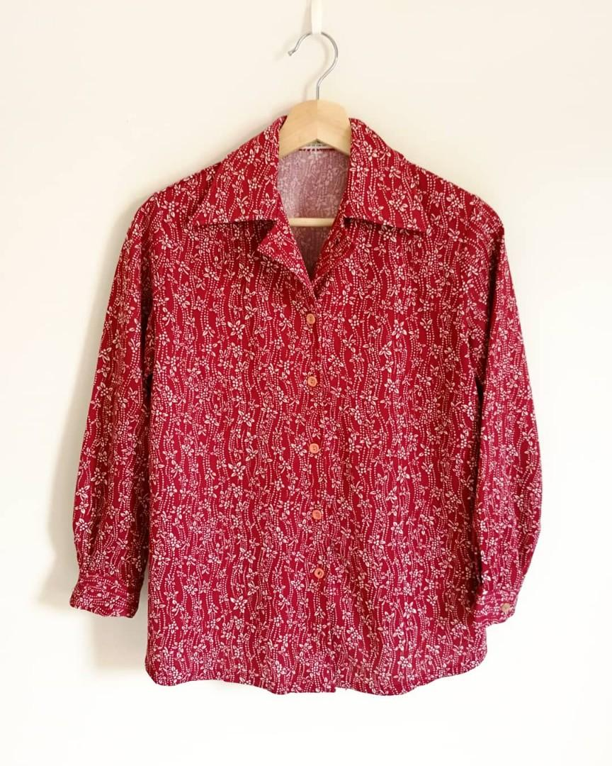 Vintage Top (Buy2 RM25 with FREE POSTAGE)