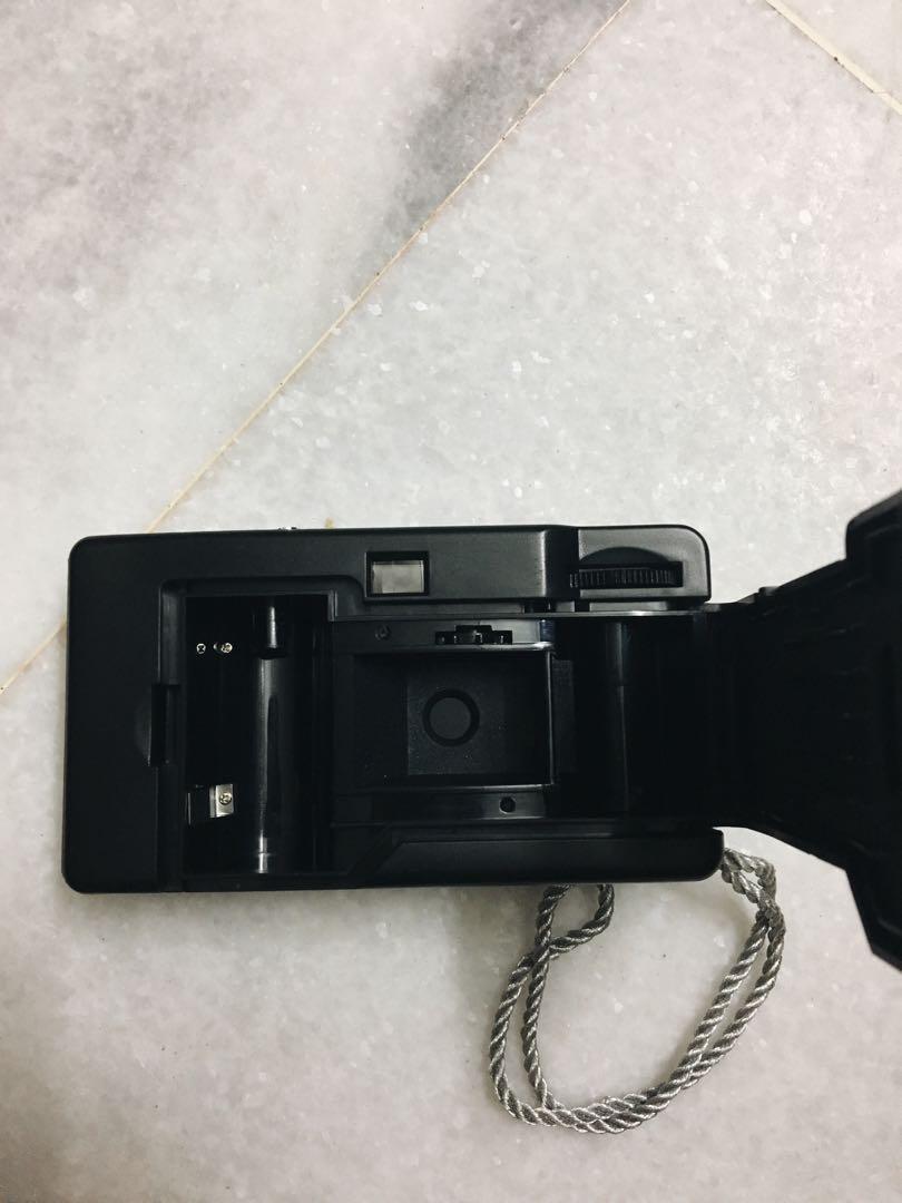 Vivitar T201 35mm film camera