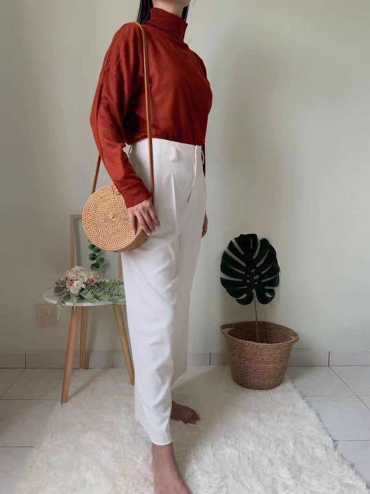 Women Long sleeve top pants