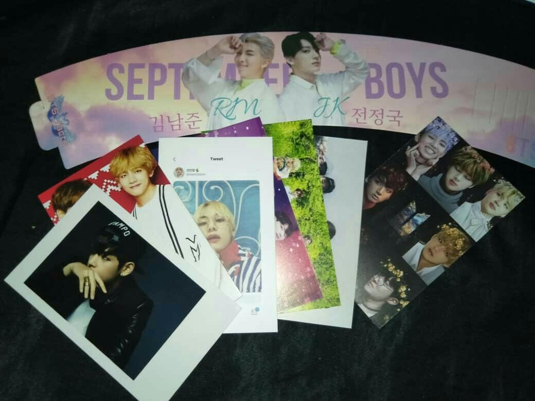 WTT / WANT TO TRADE BTS AND EXO CS