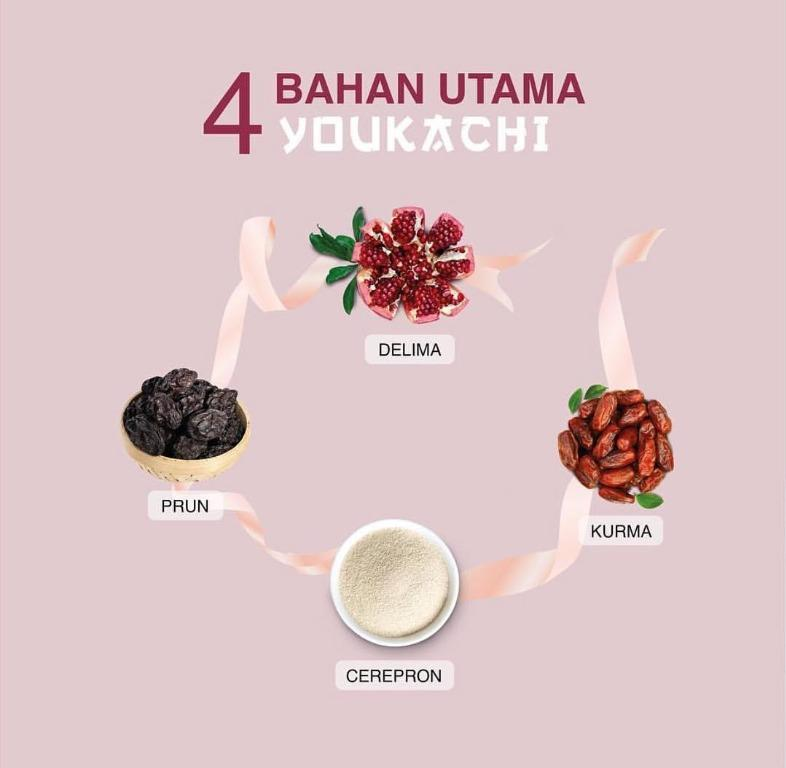 Youkachi Beauty Health Supplement (authorised agent)