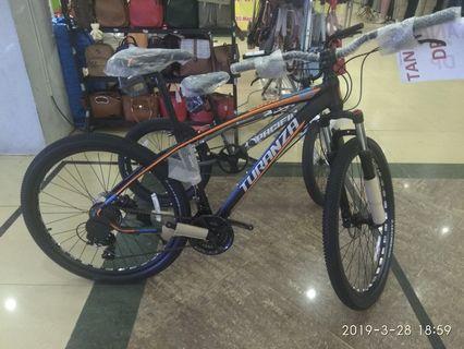 Sepeda Turanza bisa cicil