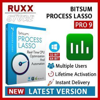 [FREE 3 SOFTWARE] Bitsum Process Lasso Pro 9.3 Full Version Lifetime