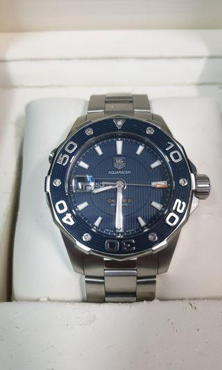 Tag Heuer Aquaracer Automatic Blue Dial