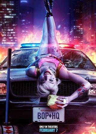 (電影海報) 猛禽小隊 小丑 小丑女 DC 瑪格蘿比 自殺突擊隊 超級英雄 華納 黑金絲雀 女獵手蝙蝠俠 死亡獵手