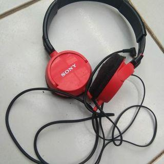 Headphone Sony original