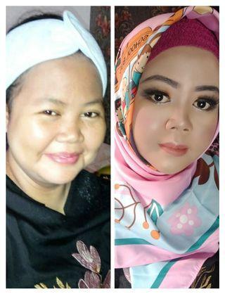 Makeup jasa MUQ