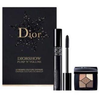 Dior 睫毛膏 眼影 套裝