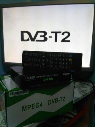 DVB T2 remote control only
