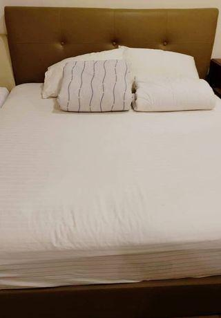 SERGIO KING BED