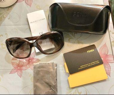 FENDI太陽眼鏡墨鏡