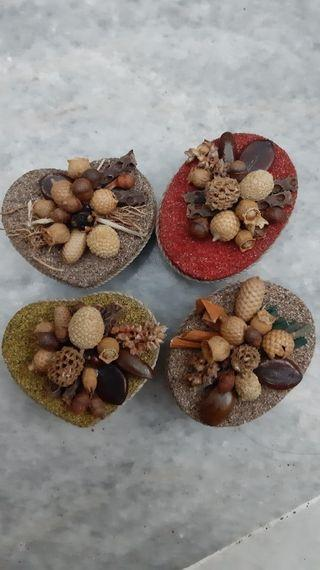 Assorted Small Gift Boxes (A set of 4 pieces)