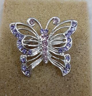 Nutrimetics Butterfly Brooch (Limited Edition)