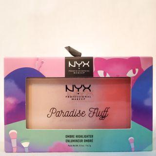 NYX Paradise Fluff Highlighter