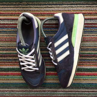 Adidas, ZX 500 OG in Blue/White
