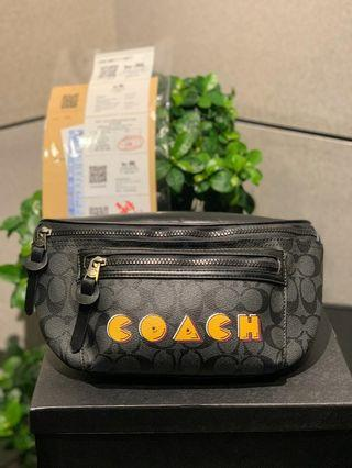 Coach Bumbag All Black /Premium 1 :1