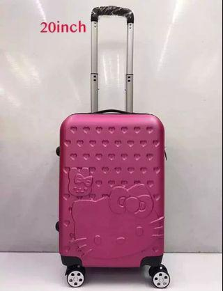 Hello Kitty Luggage 20inch + Free post