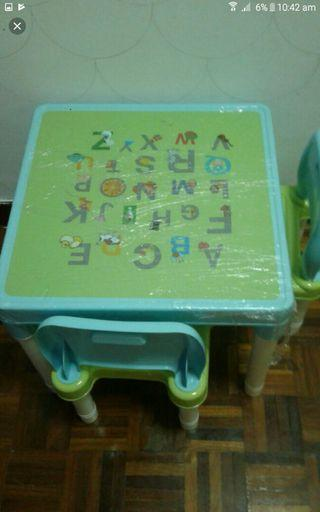 Tabke chair for kids New Age 3to 5 yeats