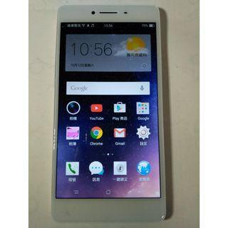 OPPO R7s 歐珀 5.5吋 八核心 智慧型4G手機 3G 4G 皆可用,功能正常,只賣2600元