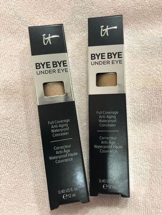 IT Cosmetics Full Coverage Anti-Aging Waterproof Concealer 12ml