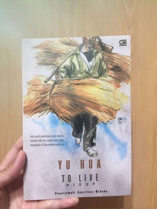 To Live, Yu Hua