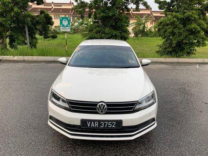 VW JETTA 1.4 TSI 2017